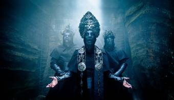 BEHEMOTH + AT THE GATES + WOLVES IN THE THRONE ROOM