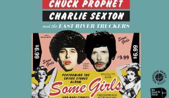 CHUCK PROPHET & CHARLIE SEXTON