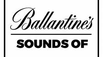 Ballantine's Sounds of Secret Show